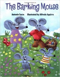 The Barking Mouse book